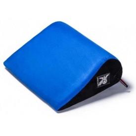 Синяя малая замшевая подушка для любви Liberator Retail Jaz